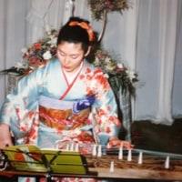 ご自分の結婚披露宴に「琴」を弾いてみませんか?