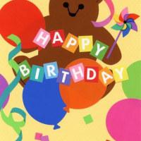 Cardごのみ443~カラフルな誕生日&線路の上