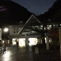 高尾山で夕日を見て来ました