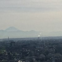 久々の富士山