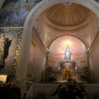パリのとある教会にて