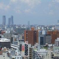 大阪へ行ってました