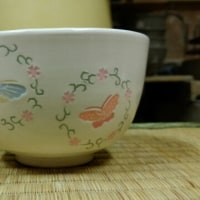 白三島茶盌