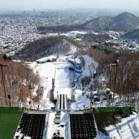 大倉山~三角山(冬山)