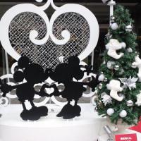 WALT DISNEY 110th Anniversary OMOTESANDO HILLS Christmas 2012