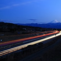明野町からの中央道Ⅱ