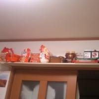 キッチンの棚