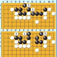 囲碁死活870官子譜