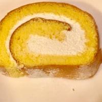 こちらも美味しいロールケーキ