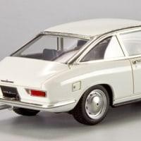 MARK43 1/43 いすゞ 117 クーペ (PA90) マグノリア・ホワイト