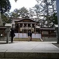 田村神社(滋賀県)に初詣