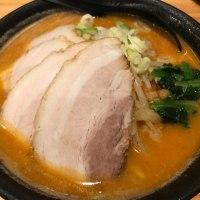 直久の貝だしラーメンとぼっけもんの味噌チャーシュー麺