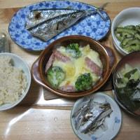 秋刀魚は塩焼きが好き!!