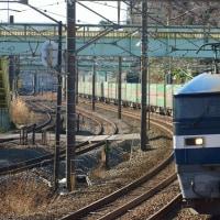 2017年2月19日 東海道貨物線 東戸塚 EF210-8 54レ