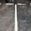 駐車場のライン