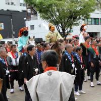 博多どんたくの5月が終わって、6月は博多山笠の準備