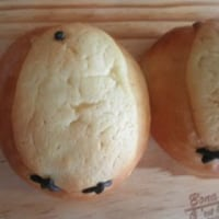 角食パン型でぴよちゃん作ってみると・・