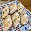 オリーブパン と オランジェレザンノア と コーンミールチーズ と アールグレイレモンマフィン