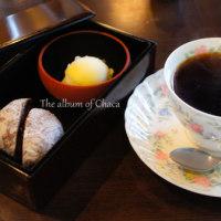パンケーキ朝食&コーヒー話