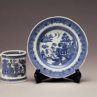 銀塩写真、活版印刷に続く 転写陶器印刷「ブルーウィロー」の国内ルーツ・長崎