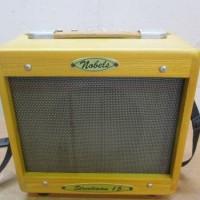 「NOBELS ノベルズ ギターアンプ SM-15 Nature」を買取させていただきました!!