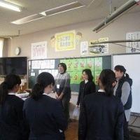 2/23(木)5・6年生最後の英語のチャレンジタイムです。