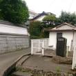 富士市医王寺と長学寺の湧水調査