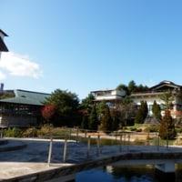 散策!松島(3) 藤田喬平ガラス美術館を見学して足湯に入る