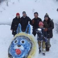 雪だるまコンテスト No.13