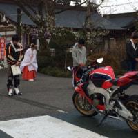 バイク神社(安住神社)&ツインリンク茂木ツー