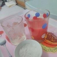 [気温28℃][晴れ][入院日記] 入院中の食事 #ベトナム