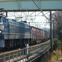 2017年3月28日 東海道貨物線 東戸塚 EF66-27 5052レ