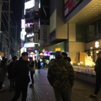 今年最初の韓日交流イベント絶頂天で行く釜山 2日目 vol.4 もうちょい遊んで帰りますwww