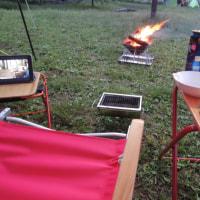 まるでSummer CAMPのような陽気@橘ふれあい公園