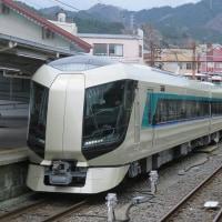 東武特急500系「リバティー」号!!