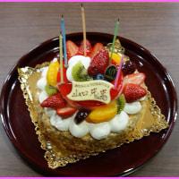 Y先生の誕生日