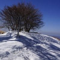 寧比曽岳に登る