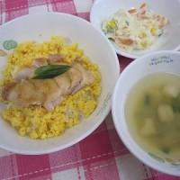 鶏肉の照り焼き卵丼
