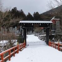 世界遺産大峯奥駆道を歩く  清浄大橋から大峰山へ向いましたが、雪と氷に痛めつけられて惨敗しました。2017年3月10日 その1