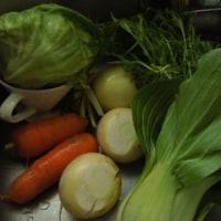 野菜が届く