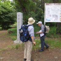 大磯から高来神社~寒川神社~相模国分寺跡と歩いた第2回目です。