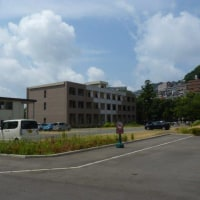 長崎大学経済学部は狭いが立派だった