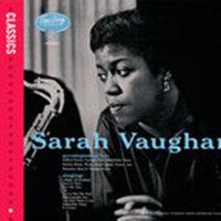 久しぶりのjazz、サラ・ヴォーン Sarah Vaughan『枯葉』 を聴く