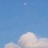 3月9日 17時頃の空模様
