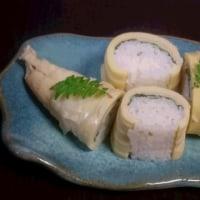 はちく(淡竹)のお寿司