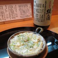 鱧の柳川鍋