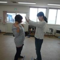 どすこいどすこい!お尻相撲と手押し相撲☆春場所で~す!