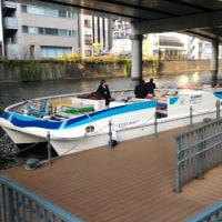 日本橋の船の旅