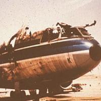 サウジアラビア航空163便の火災事故で、301人全員死亡。
