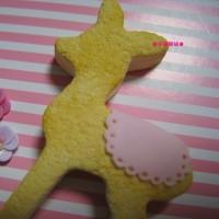 作品 バンビちゃんクッキー